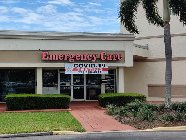 Covid !9 Testing Stuart Florida Caring Doctors